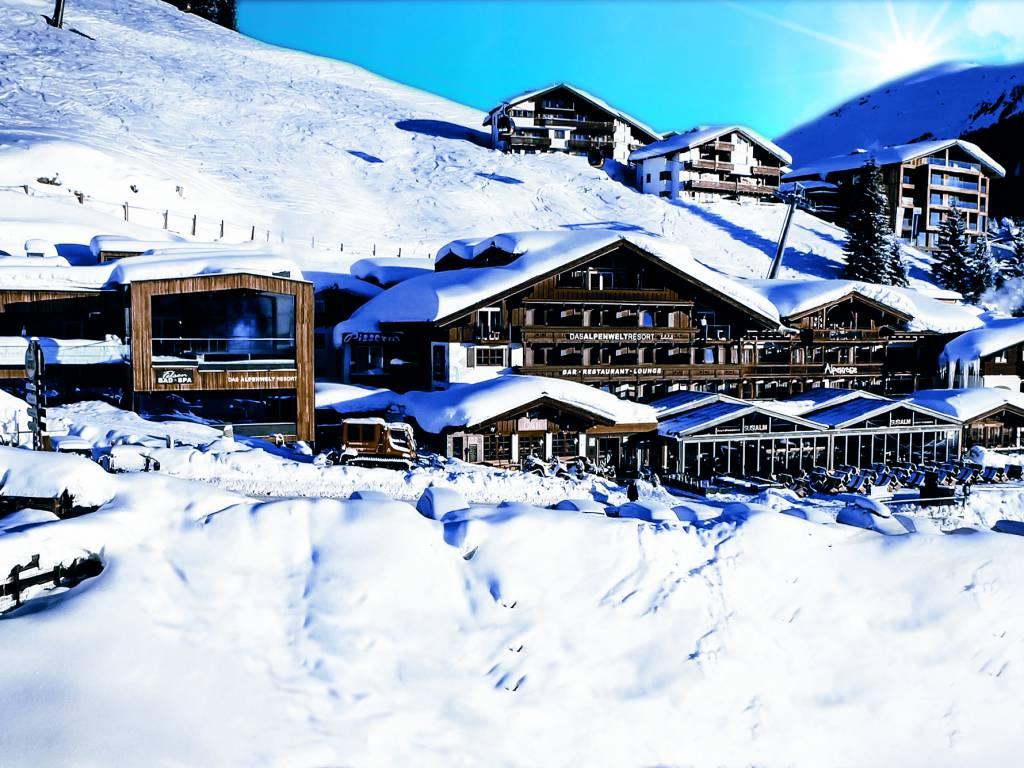 4 Sterne Superior Hotel Im Zillertal Alpenwelt Resort
