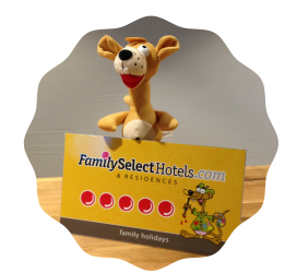 5 Willi Wiesel bei Family Select Hotels